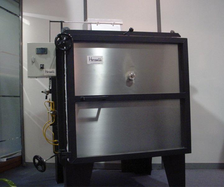 hornos atmosfericos