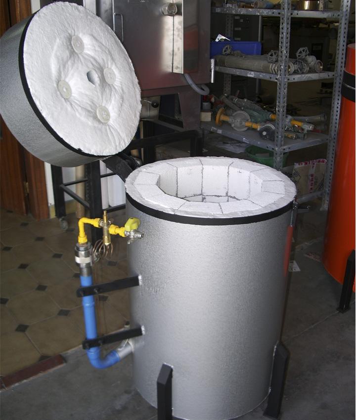 hornos ceramica potito