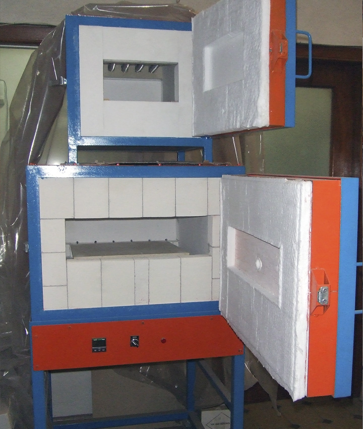 hornos de laboratorio