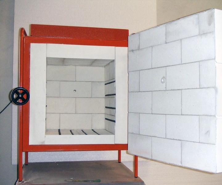 Hornos electricos hornos para ceramica electricos for Medidas de hornos electricos