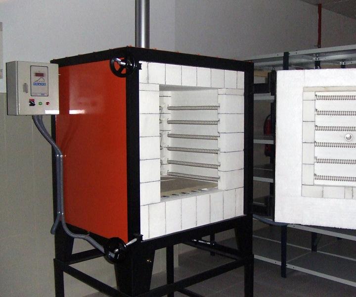 Hornos electricos hornos para ceramica electricos for Horno electrico dimensiones