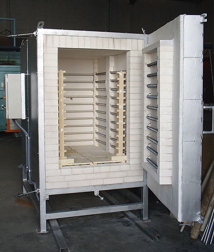 Hornos electricos para ceramica usados transportes de for Precios de hornos electricos pequenos