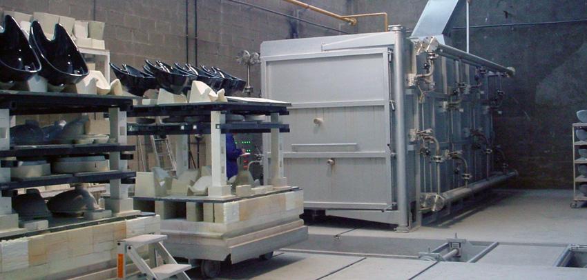 Hornos para ceramica horcemeval hornos industriales for Calcomanias para ceramica horno